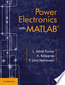 Power Electronics with MATLAB Book