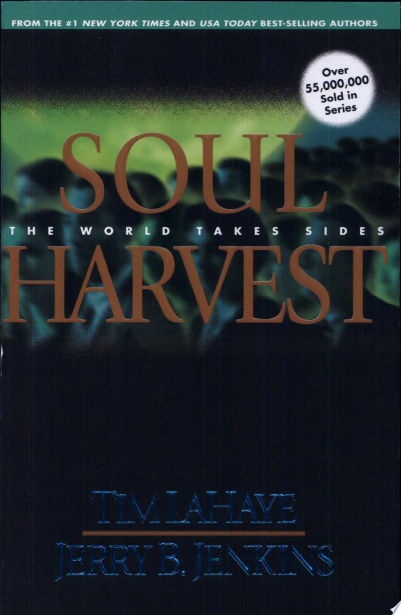 Soul Harvest banner backdrop