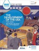 WJEC Eduqas GCSE History: The Development of the USA, 1929-2000