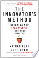 The Innovator's Method