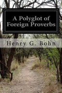 A Polyglot of Foreign Proverbs