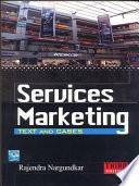 Services Marketing 3E
