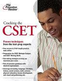 Cracking the CSET