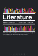 Literature: An Introduction to Theory and Analysis Pdf/ePub eBook