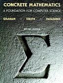 Concrete mathematics: a foundation for computer science