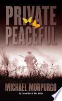 Private Peaceful Michael Morpurgo Cover