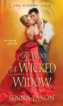 To Woo a Wicked Widow [Pdf/ePub] eBook