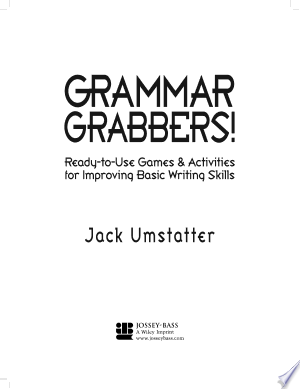 Download Grammar Grabbers! Free Books - eBookss.Pro