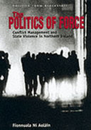 Cover of The Politics of Force