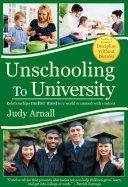 Unschooling To University Pdf/ePub eBook