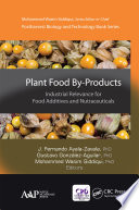 Plant Food By Products