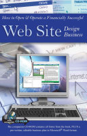 How to Open and Operate a Financially Successful Web Site Design Business