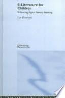 E literature for Children