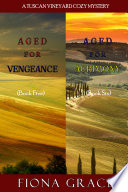 A Tuscan Vineyard Cozy Mystery Bundle  Books 5 and 6