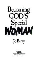 Becoming God s Special Woman