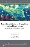 Pdf Expérimentations et évaluations en fouille de textes: Un panorama des campagnes DEFT Telecharger
