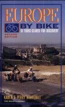 Europe by Bike  2nd Ed