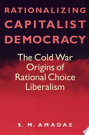Rationalizing Capitalist Democracy banner backdrop
