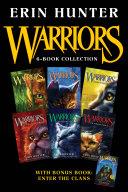 Warriors 6-Book Collection with Bonus Book: Enter the Clans Pdf/ePub eBook