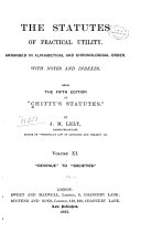 The Statutes of Practical Utility  1235 1895
