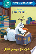 Olaf Loves Reading! (Disney Frozen 2)