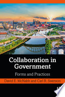Collaboration in Government