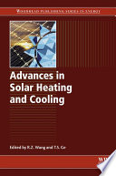 Advances in Solar Heating and Cooling Book