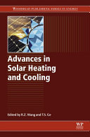 Advances in Solar Heating and Cooling