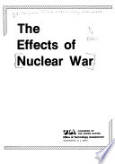 The Effects Of Nuclear War PDF