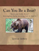 Can You Be A Bear