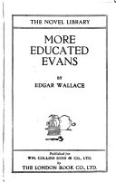 More Educated Evans
