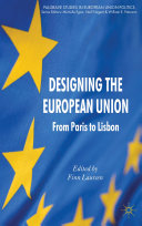 Designing the European Union: From Paris to Lisbon - Seite ii