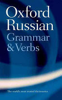 The Oxford Russian Grammar and Verbs