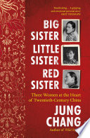 Big Sister  Little Sister  Red Sister Book