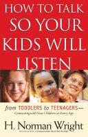 How to Talk So Your Kids Will Listen Pdf/ePub eBook