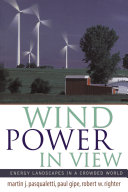 Pdf Wind Power in View Telecharger