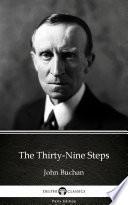The Thirty Nine Steps by John Buchan   Delphi Classics  Illustrated