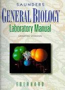 Saunders General Biology Laboratory Manual Book