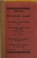 Development And Welfare In The West Indies