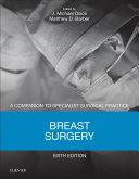 Breast Surgery E Book