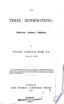 The Three Reformations Book PDF