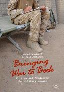 Bringing War to Book Pdf/ePub eBook