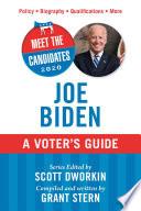 Meet the Candidates 2020  Joe Biden