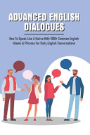 Advanced English Dialogues