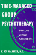 Time managed Group Psychotherapy