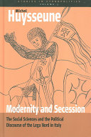 Modernity and Secession