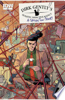 Dirk Gently   s Holistic Detective Agency  A Spoon Too Short  1