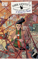 Dirk Gently�s Holistic Detective Agency: A Spoon Too Short #1