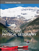 Discovering Physical Geography Canadian Edition Evaluation Copy Book