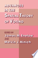 Free Advances in the Spatial Theory of Voting Read Online